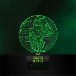 Star Wars - Lampada 3D...