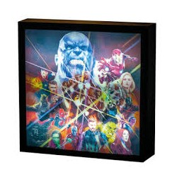 Marvel Avengers - Lampada...
